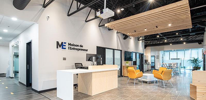 maison de l'entrepreneur - Financement