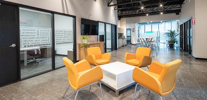 Maison de l'Entrepreneur - Espaces collaboratifs sans réservation pour les entrepreneurs