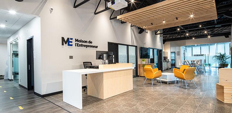 Maison de l'Entrepreneur - Location de salle pour des événements